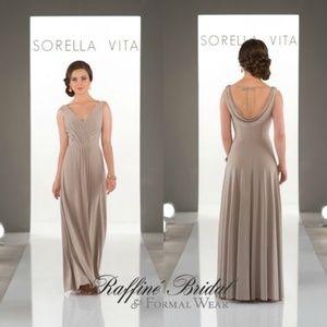 NWT Sorella Vita gown